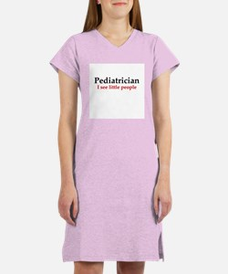 Pediatrician Women's Nightshirt