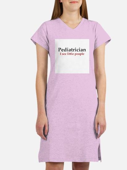 Pediatrician Women's Nightshirt