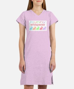 Bunny Whisperer Women's Nightshirt