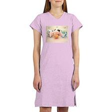 The Sad Cows Women's Nightshirt