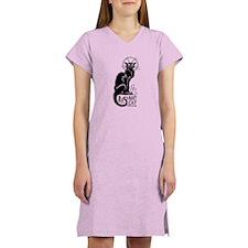 Basement Cat - Women's Nightshirt