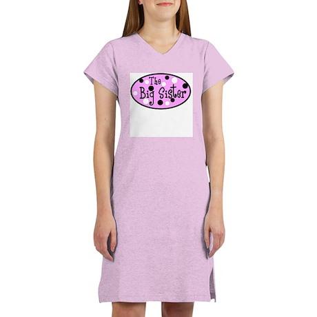 the big sister #2 Women's Nightshirt