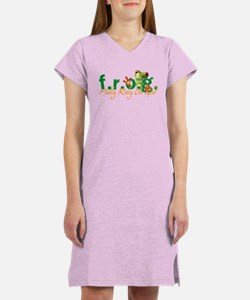 F.R.O.G. Women's Nightshirt