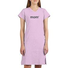 Mom to the Power of 3 Women's Nightshirt
