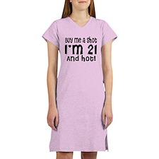 Buy me a Shot Women's Nightshirt