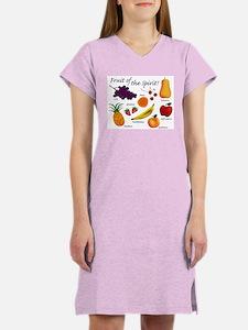 Fruit of the Spirit Women's Nightshirt