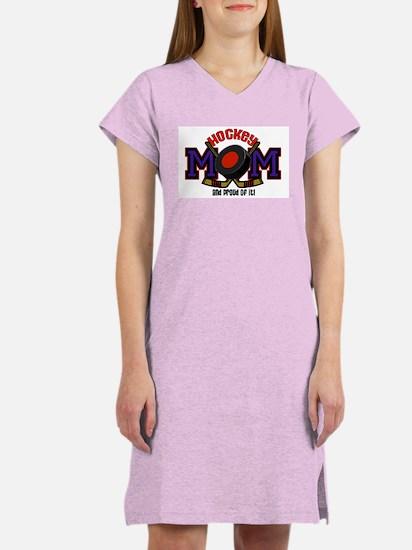Hockey Mom Women's Nightshirt