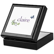 Claire Keepsake Box