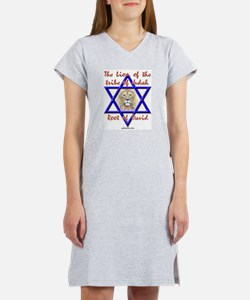 Lion Of The Tribe Of Judah Women's Nightshirt