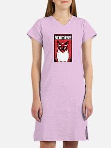 SIAMESE Dictator - Women's Nightshirt