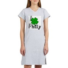 I Love Philly Women's Nightshirt