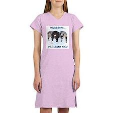 Wigglebutts Women's Nightshirt