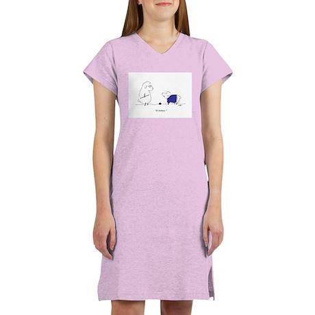 Itchy Lamb Women's Nightshirt