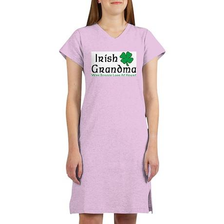 Irish Grandma Women's Nightshirt