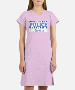 Officer's Mother Women's Nightshirt