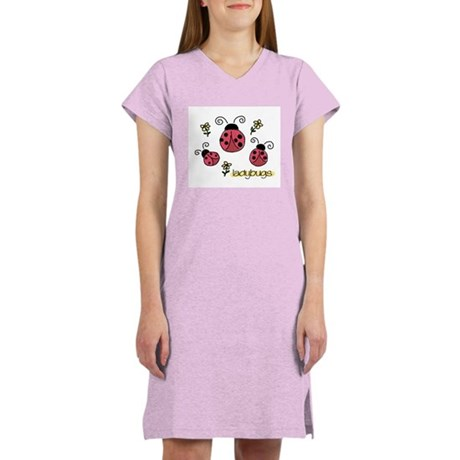 Little Ladybugs Women's Nightshirt