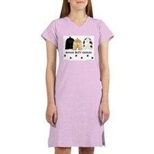 Nothin' Butt Cockers Women's Nightshirt