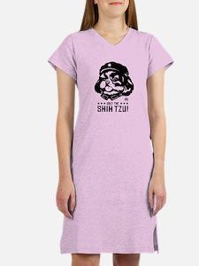Chairman Shih Tzu! Women's light Nightshirt