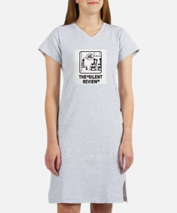 Silent Review Women's Pink Nightshirt