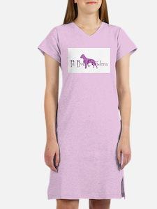 Pit Bull Grandma Women's Nightshirt