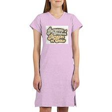 Brown Chicken Brown Cow Women's Nightshirt