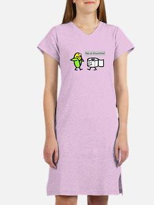 CORN POOP! Women's Nightshirt