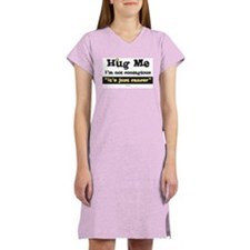 It's Just Cancer Women's Pink Nightshirt