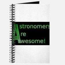 Astronomers Are Awesome! Journal