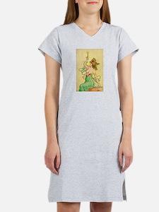 Absinthe Blanqui Women's Nightshirt
