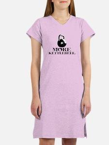 MORE KETTLEBELL Women's Nightshirt