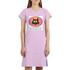 BITCH CAT - Women's Nightshirt