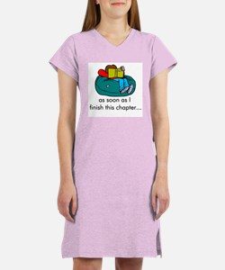 Reading Women's Nightshirt