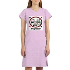 Bridge Power Women's Nightshirt