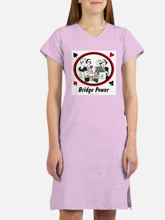 Bridge Power Women's Nightshirt