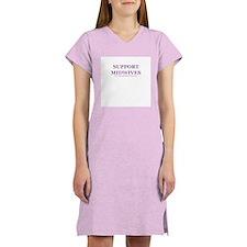 Blessed Birth Services Women's Nightshirt