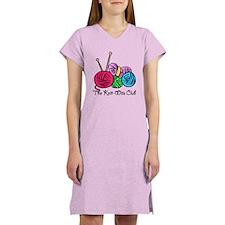 Knit Wits Club Women's Nightshirt