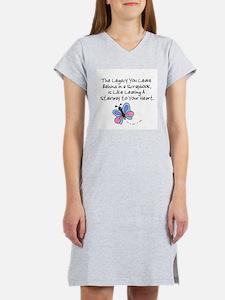 Scrapbooking Legacy Women's Nightshirt