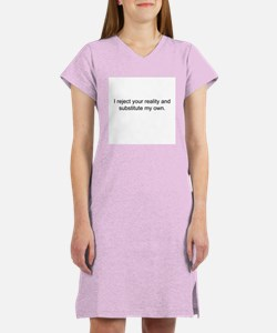 Reality Women's Nightshirt