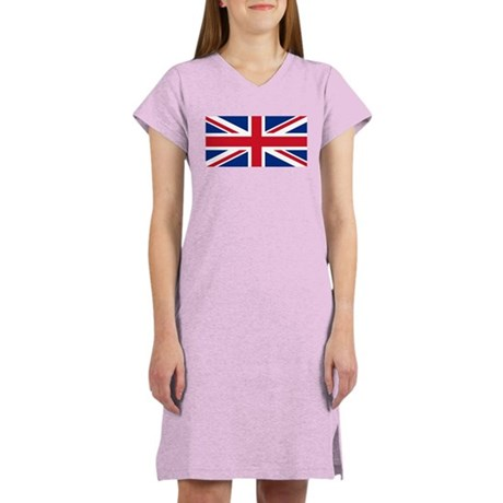 Union Jack Women's Nightshirt
