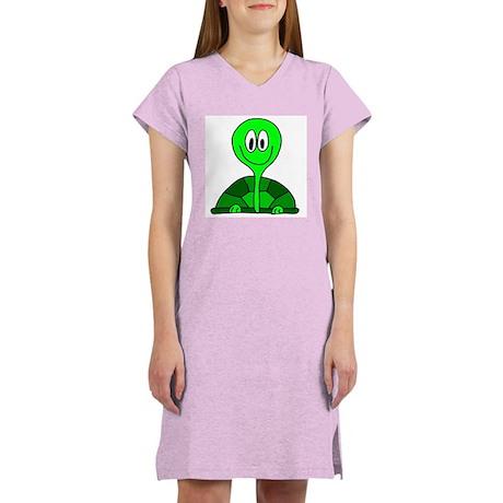 Tortoise Women's Nightshirt