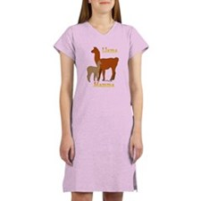 Alpaca & Cria Women's Nightshirt