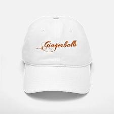 Ginger Baseball Baseball Cap