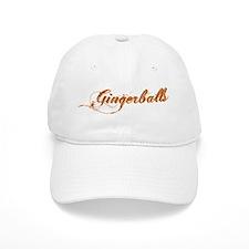 Ginger Baseball Cap