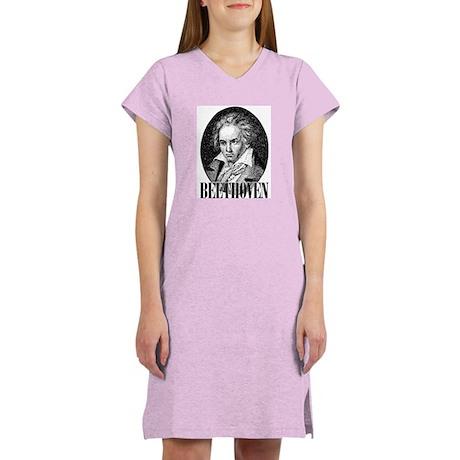Beethoven Women's Nightshirt