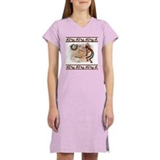 Kokopelli #7 Women's Nightshirt
