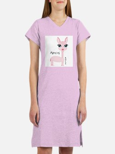 Alpacas Rule Suri Women's Nightshirt