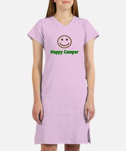 Happy Camper Women's Nightshirt
