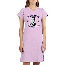 Old School Conservative Women's Nightshirt