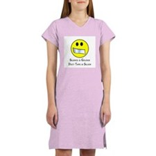 Duct Tape is Silver Women's Nightshirt