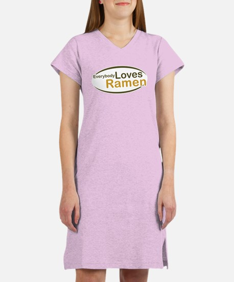 Cute Spin off Women's Nightshirt